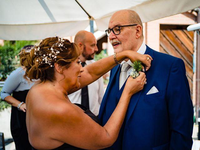 Il matrimonio di Giacomo  e Alessandra  a Gaggiano, Milano 20