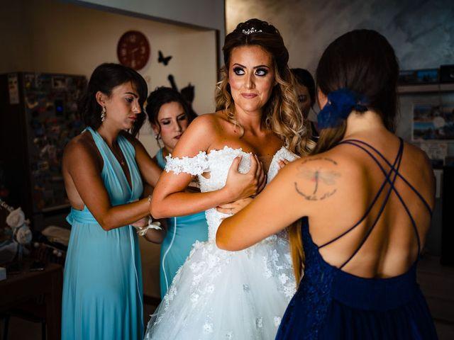 Il matrimonio di Giacomo  e Alessandra  a Gaggiano, Milano 23