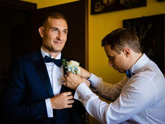Il matrimonio di Giacomo  e Alessandra  a Gaggiano, Milano 33