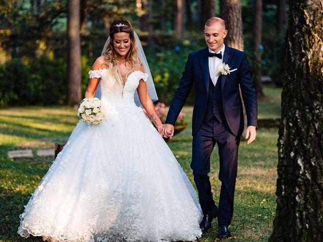 Il matrimonio di Giacomo  e Alessandra  a Gaggiano, Milano 34