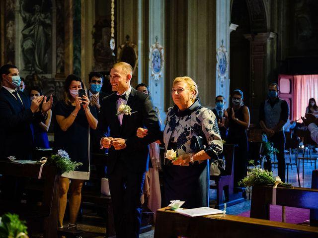 Il matrimonio di Giacomo  e Alessandra  a Gaggiano, Milano 37