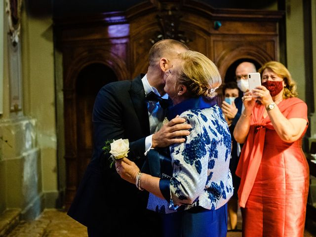 Il matrimonio di Giacomo  e Alessandra  a Gaggiano, Milano 38
