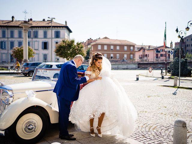 Il matrimonio di Giacomo  e Alessandra  a Gaggiano, Milano 41
