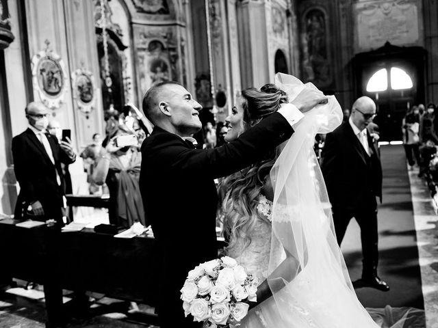 Il matrimonio di Giacomo  e Alessandra  a Gaggiano, Milano 43