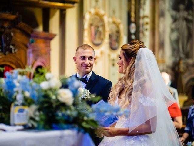 Il matrimonio di Giacomo  e Alessandra  a Gaggiano, Milano 44