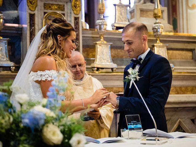 Il matrimonio di Giacomo  e Alessandra  a Gaggiano, Milano 45