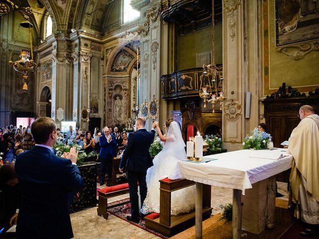 Il matrimonio di Giacomo  e Alessandra  a Gaggiano, Milano 46
