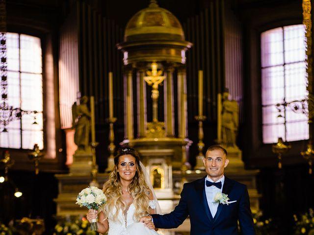Il matrimonio di Giacomo  e Alessandra  a Gaggiano, Milano 48