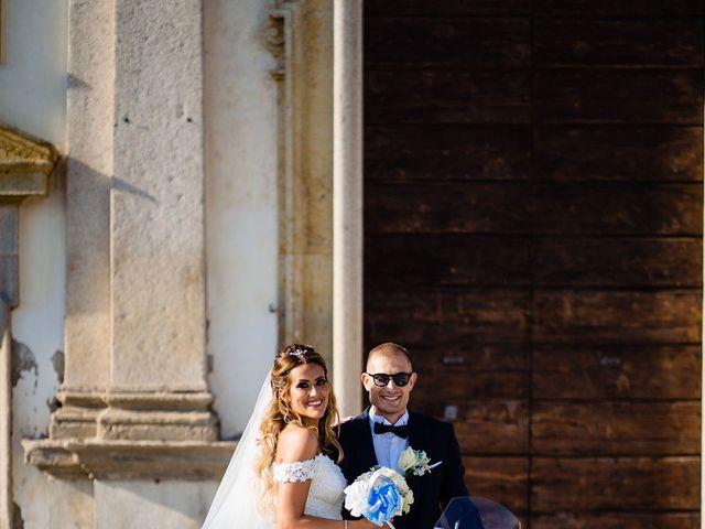 Il matrimonio di Giacomo  e Alessandra  a Gaggiano, Milano 49