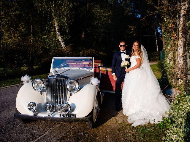 Il matrimonio di Giacomo  e Alessandra  a Gaggiano, Milano 50