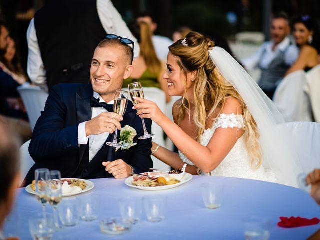 Il matrimonio di Giacomo  e Alessandra  a Gaggiano, Milano 53