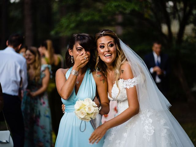 Il matrimonio di Giacomo  e Alessandra  a Gaggiano, Milano 57