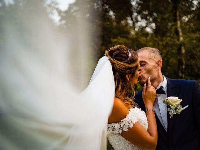 Il matrimonio di Giacomo  e Alessandra  a Gaggiano, Milano 63