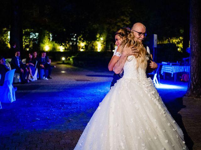 Il matrimonio di Giacomo  e Alessandra  a Gaggiano, Milano 74