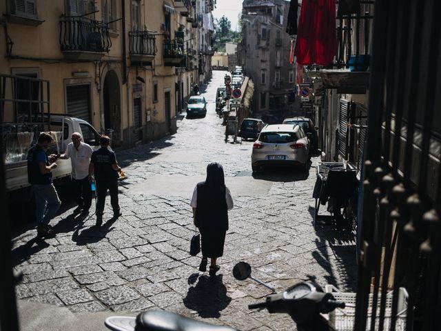 Il matrimonio di Ilaria e Gianluigi a Napoli, Napoli 2