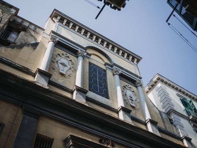 Il matrimonio di Ilaria e Gianluigi a Napoli, Napoli 3
