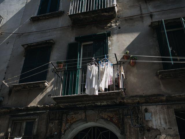 Il matrimonio di Ilaria e Gianluigi a Napoli, Napoli 4