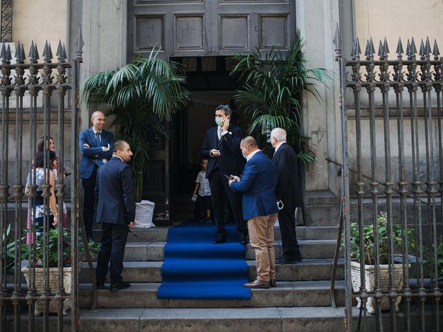 Il matrimonio di Ilaria e Gianluigi a Napoli, Napoli 7