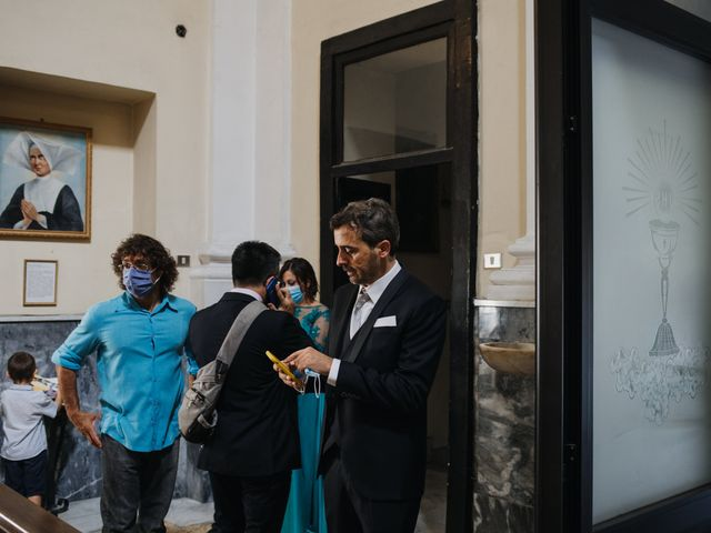 Il matrimonio di Ilaria e Gianluigi a Napoli, Napoli 8