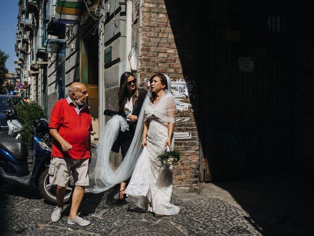 Il matrimonio di Ilaria e Gianluigi a Napoli, Napoli 13