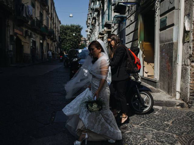 Il matrimonio di Ilaria e Gianluigi a Napoli, Napoli 14