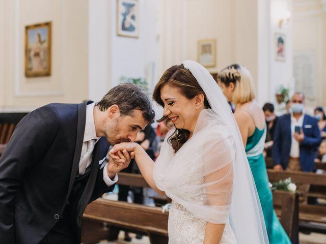 Le nozze di Gianluigi e Ilaria