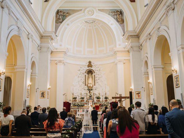 Il matrimonio di Ilaria e Gianluigi a Napoli, Napoli 20