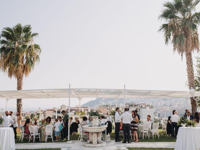Il matrimonio di Ilaria e Gianluigi a Napoli, Napoli 37