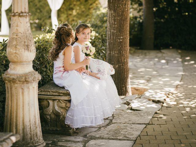 Il matrimonio di Simona e Daniele a Chiaramonte Gulfi, Ragusa 21