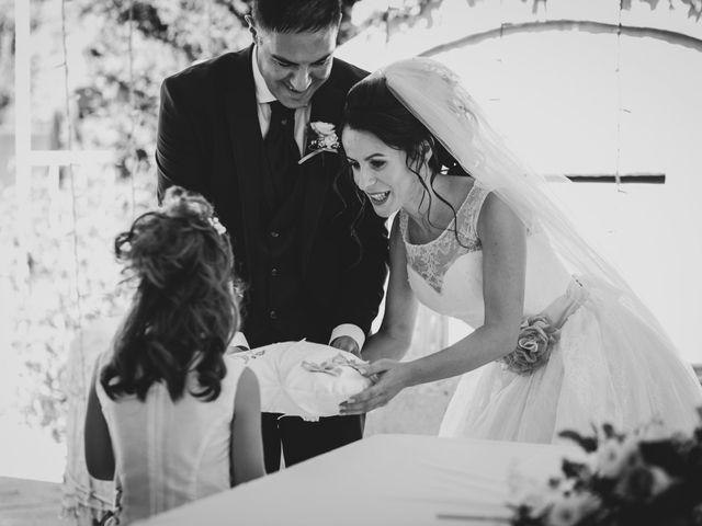 Il matrimonio di Simona e Daniele a Chiaramonte Gulfi, Ragusa 23
