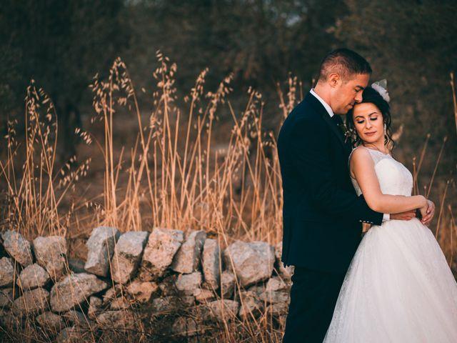Il matrimonio di Simona e Daniele a Chiaramonte Gulfi, Ragusa 1