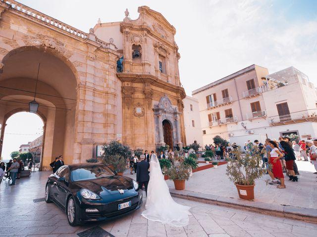Il matrimonio di Antonella e Antonio a Marsala, Trapani 24