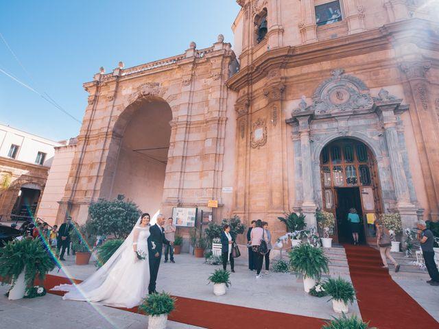 Il matrimonio di Antonella e Antonio a Marsala, Trapani 25