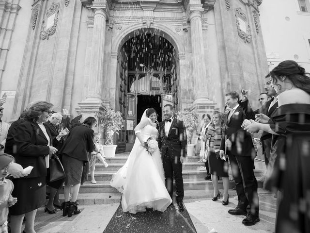 Il matrimonio di Antonella e Antonio a Marsala, Trapani 28