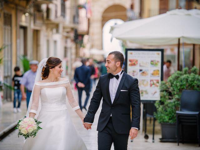 Il matrimonio di Antonella e Antonio a Marsala, Trapani 32