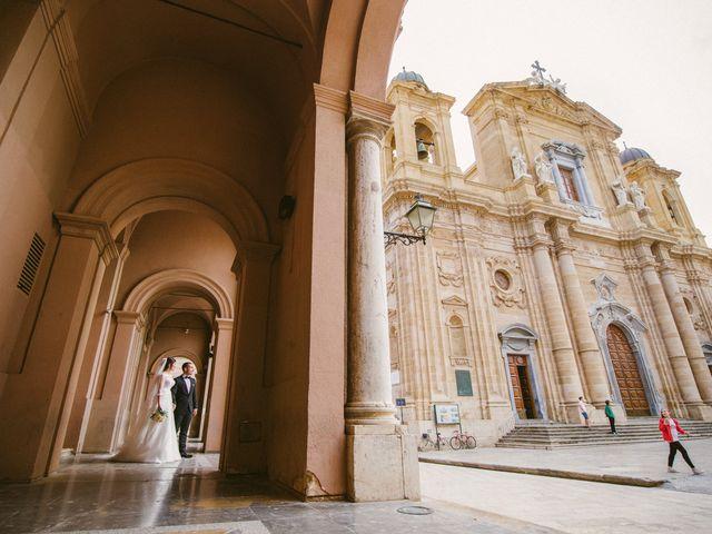 Il matrimonio di Antonella e Antonio a Marsala, Trapani 33