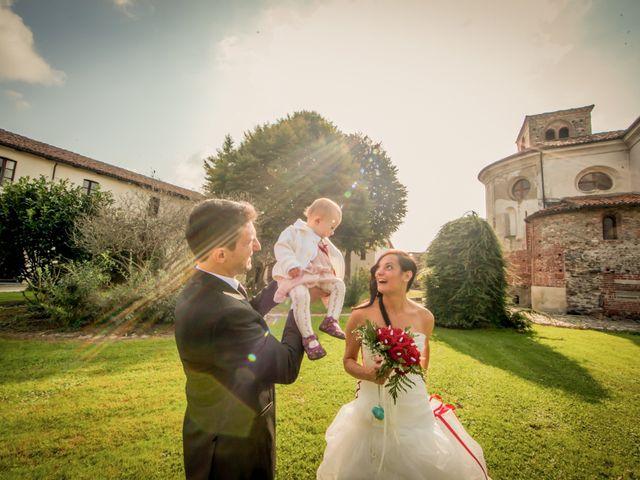 Il matrimonio di Debora e Giovanni a Cavour, Torino 3