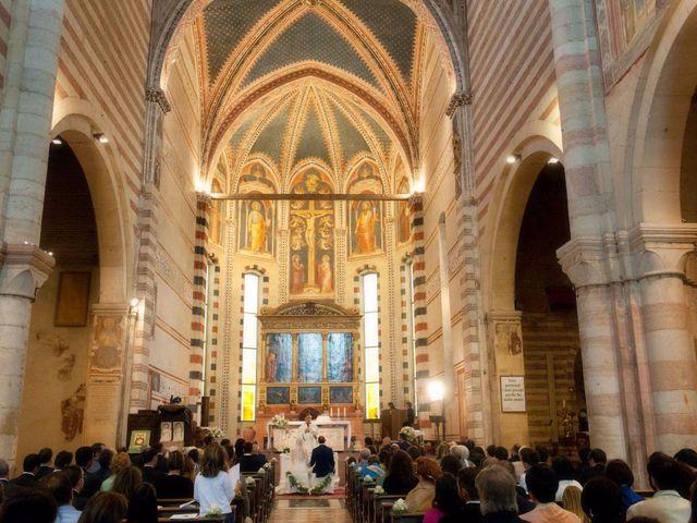 Il matrimonio di Francesco e Federica a San Zeno di Montagna, Verona 15
