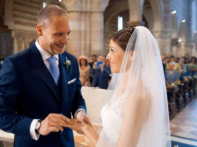 Il matrimonio di Francesco e Federica a San Zeno di Montagna, Verona 17