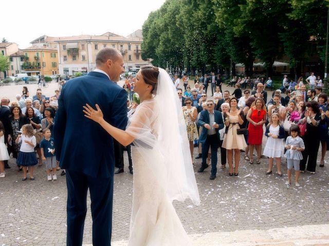 Il matrimonio di Francesco e Federica a San Zeno di Montagna, Verona 21