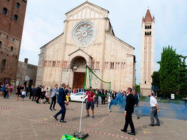 Il matrimonio di Francesco e Federica a San Zeno di Montagna, Verona 22