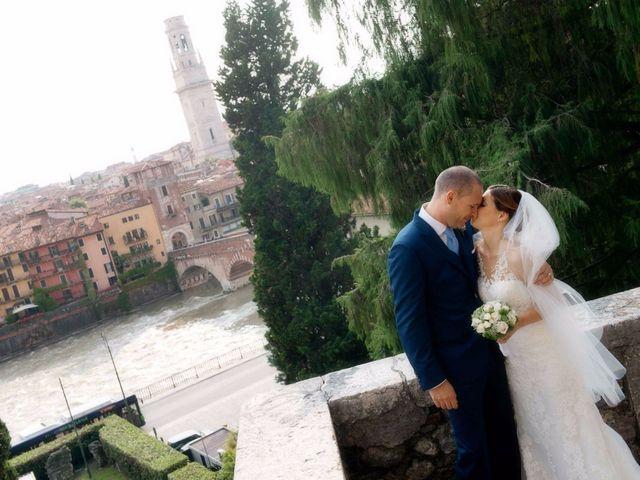 Il matrimonio di Francesco e Federica a San Zeno di Montagna, Verona 26