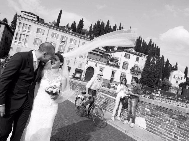 Il matrimonio di Francesco e Federica a San Zeno di Montagna, Verona 28