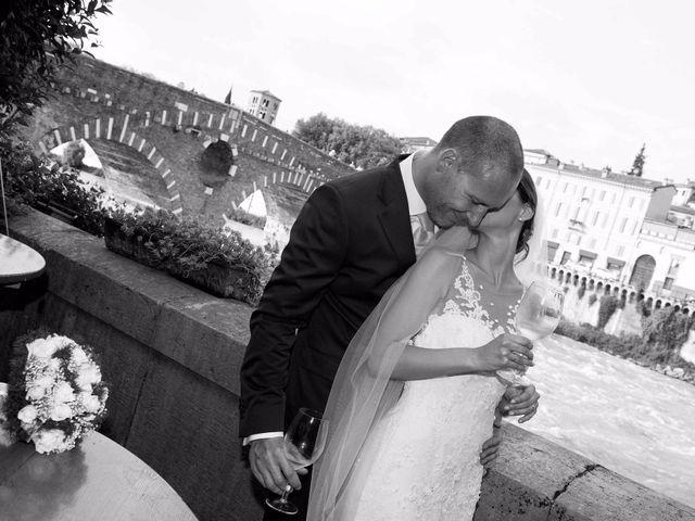 Il matrimonio di Francesco e Federica a San Zeno di Montagna, Verona 29