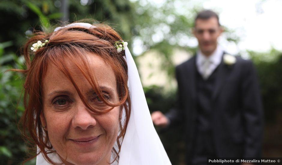 Il matrimonio di Daniele e Roberta a Castano Primo, Milano
