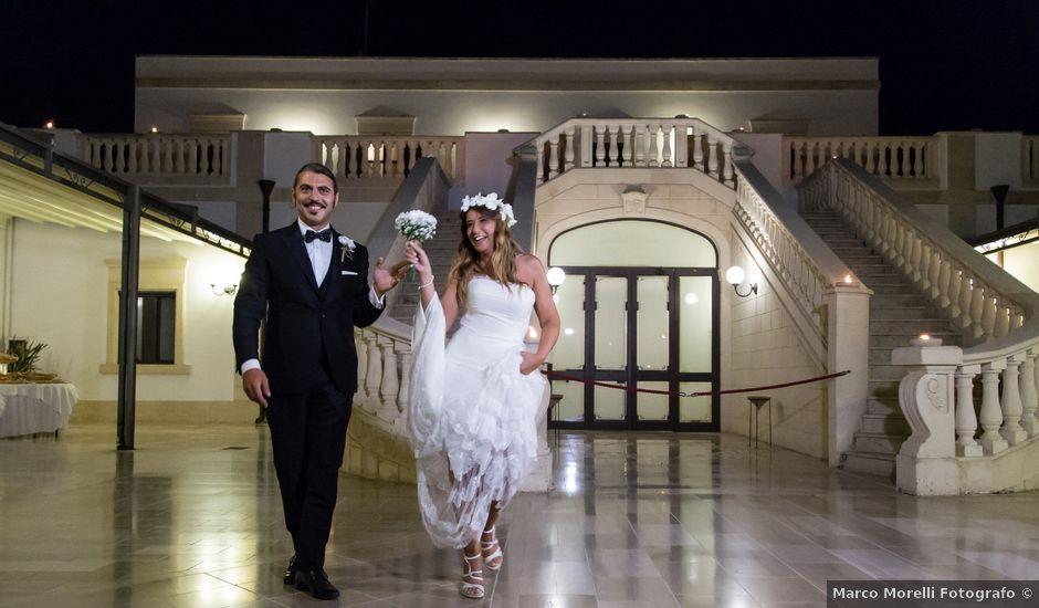 Il matrimonio di Giuseppe e Simona a Galatina, Lecce