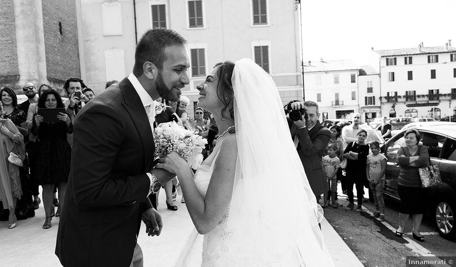 Il matrimonio di Michela e Pasquale a Leno, Brescia