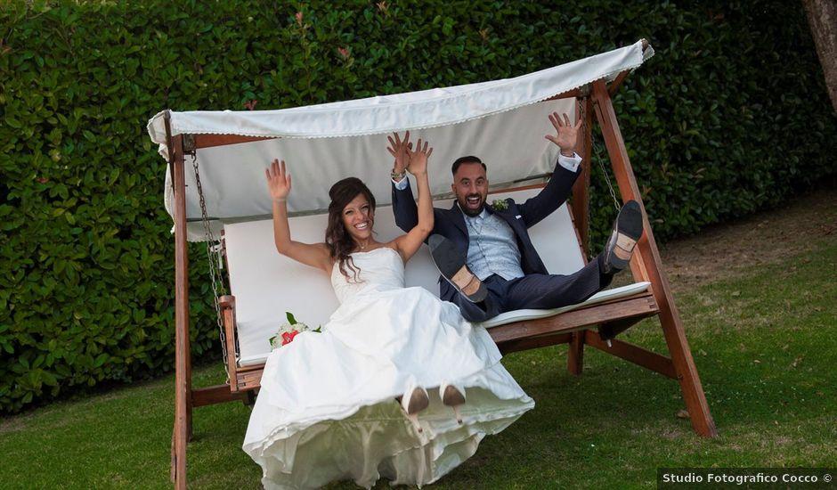 Il matrimonio di Federico e Daniela a Uboldo, Varese