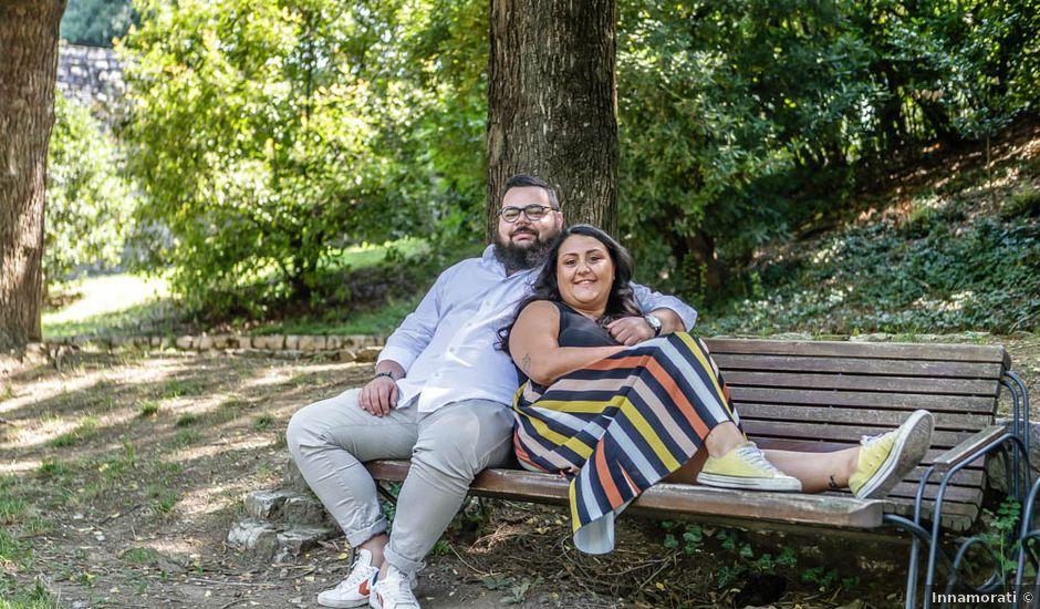 Il matrimonio di Simone e Marina a Bovezzo, Brescia