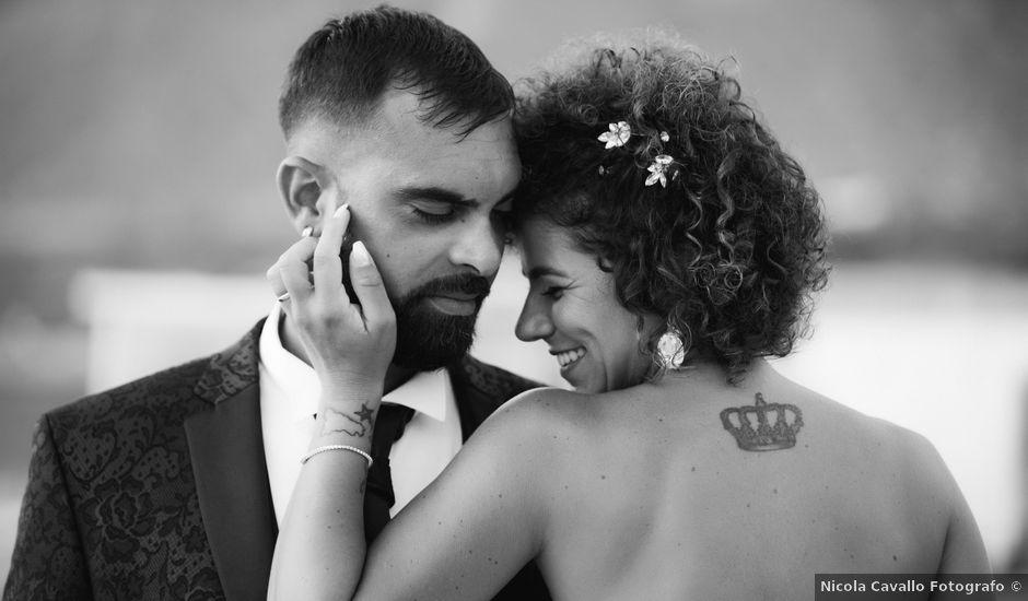 Il matrimonio di Giuliana e Francesco a Trapani, Trapani